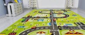 Детские ковры RIO: особенности